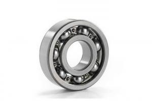 China Forklift Attachment Deep Groove Ball Bearing , High Speed Single Row Ball Bearing on sale