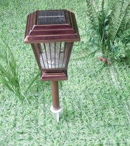 China solar uv lamp insect on sale