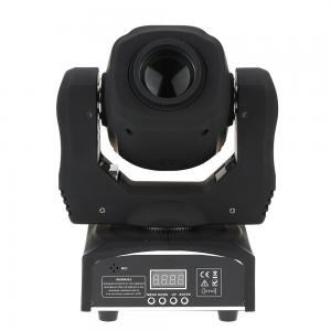 China CE 60W LED 8 Gobos 8 Colors RGBW Moving Head Stage Effect Light on sale