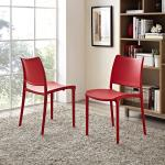 Contemporary PP Plastic Conference Chairs Stackable For Office Meeting Room