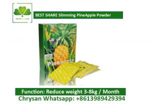Quality Slimming Pineapple Tea , Fast  Reduce Weight Management Products for sale