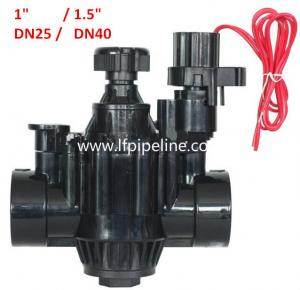 China Irrigation Globe Valve water Solenoid Valve on sale