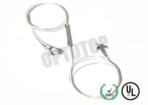 China 1x2 Fiber Optic Splitters 0.9mm For Broadband Access Network , Passive Optical Devices on sale