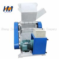 China Large Capacity Plastic Auxiliary Machine , Plastic Scrap Crusher Machine on sale