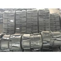 Less Vibration Track Loader Rubber Tracks T450 * 100k * 55 Weight 278.3kg