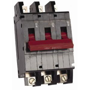 China Vacuum Miniature Circuit Breaker MCB Isolator Switch Commercial , 3 Pole Isolator Switch on sale