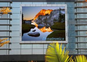 China Waterproof IP68 LED Video Wall Display , Outdoor LED Advertising Screen Billboard on sale