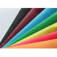 Multi Color Nonwoven Polypropylene Fabric for Bags / Table Cloth / Mattress Cover
