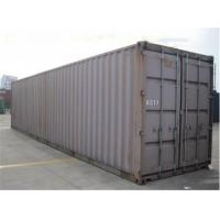 Used Metal Shipping Containers 40gp Steel Dry Storage Containers