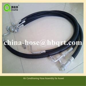 China R134a SAE J2064 Rubber hose Auto Air Conditioning hose assembly on sale