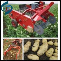 agriculture potato harvester