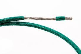 China IEC 60245 03(YG) Silicone Rubber Insulated Fiberglass Braided Cable/Wire on sale