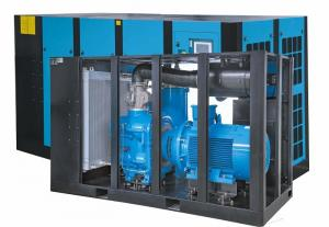 China Reliable High Pressure Screw Air Compressor Compact Design For Reduced Floor Space on sale