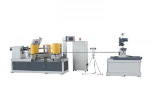 China Four - Head CNC Paper Tube Machine For 30 - 200mm Diameter Paper Core Making on sale
