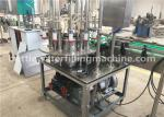 Canned Juice / Vodka / Milk Filling Machine For Small Beverage Canning Line