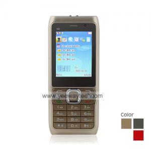 China Triple SIM Card Unlocked Quad Band Cell Phone + Dual Camera + Bluetooth on sale