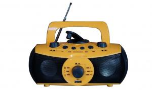 China Wind up Dynamo Music Player with Am/FM Radio  (XLN-701) on sale