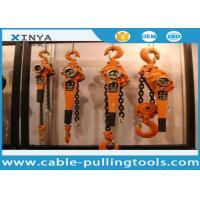 Basic Construction Tools 3 Ton Capacity Lever Chain Hoist Lever Block