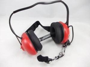 China Heavy Duty Noise Cancelling Earphone Headset for Radio on sale
