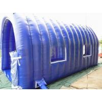 SMART REPAIR SHELTER INFLATABLE MOBILE SPRAY BOOTH