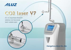 China Medical Equipment Co2 Fractional Laser Skin Resurfacing / Laser Treatment For Acne Scars on sale