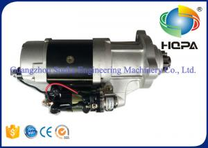 China 3303123 Electric Bosch Starter Motor For Caterpillar 320 330 340 , 8kgs Weight on sale