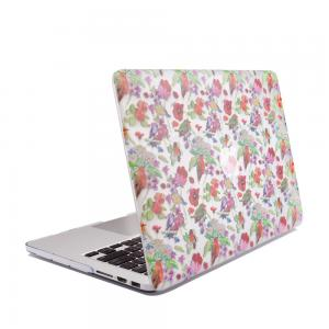China Print bird and flower pop style appearance,pc case for Macbook air/pro 11'12'13'15inch cases shell on sale