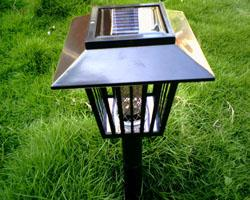 China solar powered mosquito killer on sale