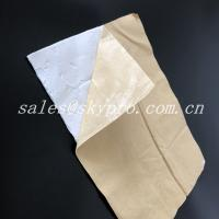 Self Adhesive Rubber Insulation Sheet Cover Aluminum Foil Butyl Rubber