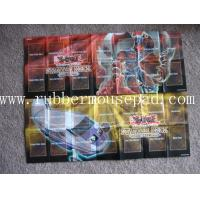 Fireproof Exhibition Rubber Play Mat  Rectangle YU-Gi-OH Play