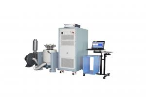 China Precise Battery Electromagnetic Vibration Test Bench For Shock Test Computer Control on sale