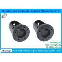 Non-standard POM / ABS Plastic Precision CNC Parts OEM / ODM service