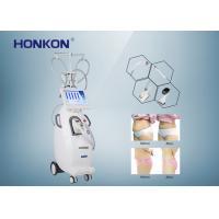 Slimming Machine With 4 Treatment Tools 3 Technologies Vacuum Roller Lipolaser Cavitation