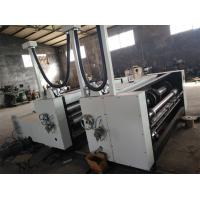 Corrugated Box Printing Machine Printer Slotter Die Cutter Stacker Production Line