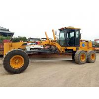 USED XCMG MOTOR GRADER FOR SALE/MOTOR GRADER XCMG GR180 GRder with cheap price