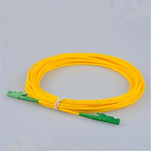 China E2000 APC Patchcord SX SM LSZH, 2/3mm 3m Single Mode Simplex Patch Cable on sale