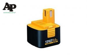 China Nimh Rechargeable Battery , 12V 3.0Ah Power Tool Battery For National EY9005B on sale