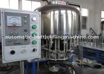 Normal Pressure Mineral Water Bottle Filling Machine 2.25KW Touch Screen Operation