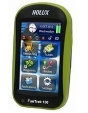China Handheld GPS navigator Funtrek 130 navigation GPS on sale