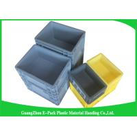 45 Litre Plastic Euro Stacking Containers Easy Stacking Eco - Friendly 600 * 400 * 230mm