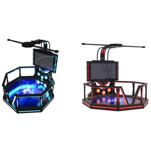 China Indoor Electronic 9D Virtual Reality Game Simulator For Shopping Mall on sale