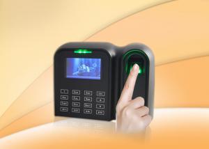 Quality Биометрической сервер паутины посещаемости времени фингерпринта Timeclocks беспр for sale