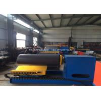 80m / Min Hot Rolled Metal Steel Coil Slitting Line With Electric Control System