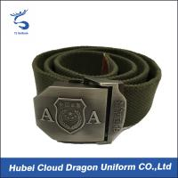 Armed Force Tactical Police Utility Belt Security Apparel Accessories For Men