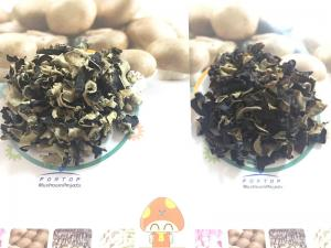China Factory Price Two Kinds of Dried White Back Black Fungus Mushroom Dices (Cubes) on sale
