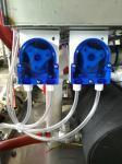 2.5KG  Dual pumps Automatic Detergent Dispenser for Restaurants