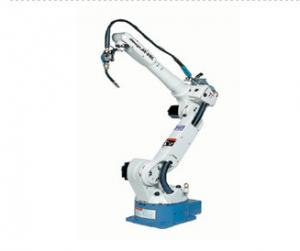 China Industrial Robotic Arm CNC Welding Robot , White Robotic Welding Equipment on sale