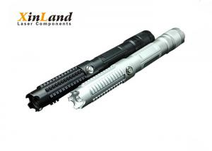 China 5 Star Pattern Indicator Laser Pointer Pen , Burning Laser Pointer Rechargeable on sale