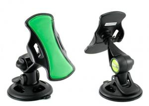 China Wireless Universal Mobile Phone Car Holders For Ipad PDA Blackberry , MP4 , GPS on sale