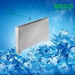 Ultra Thin Vertical Fan Coil Units super slim design for cooling and heating in room